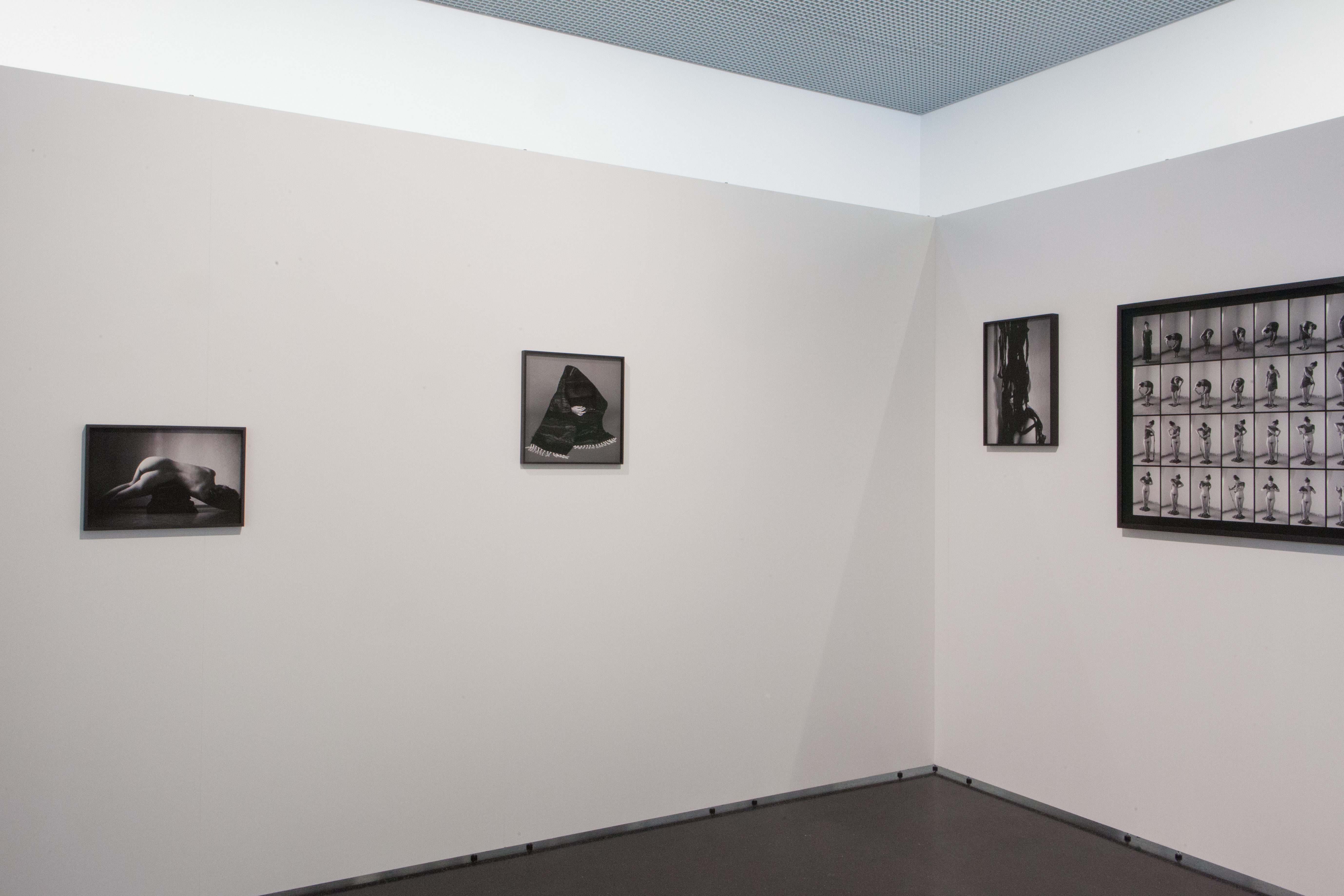 Exhibition View of Hilla Kurki at Wiesbadener Fototage 2019